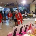 シンガポール宮崎フェア日向ひょっとこ踊り